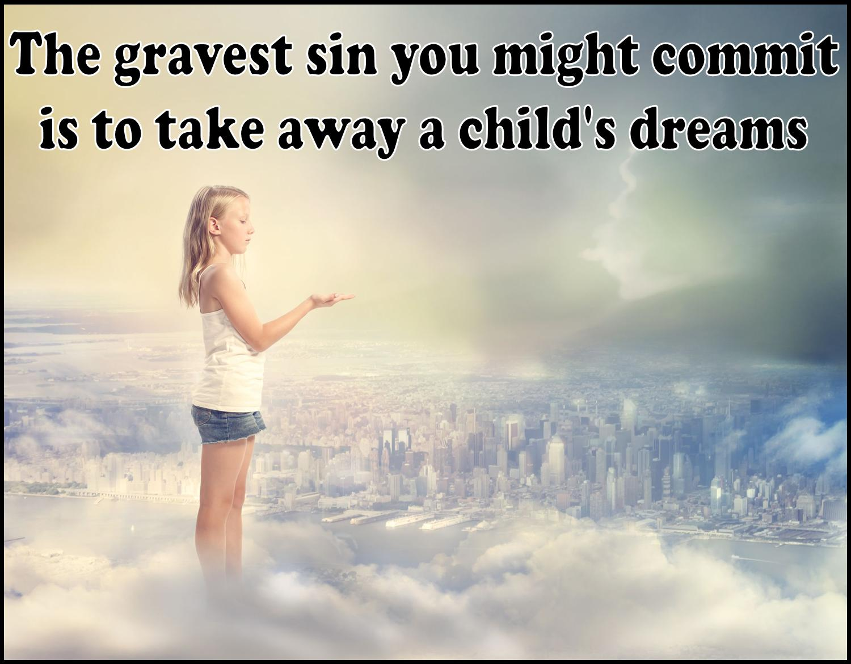 child's dreams