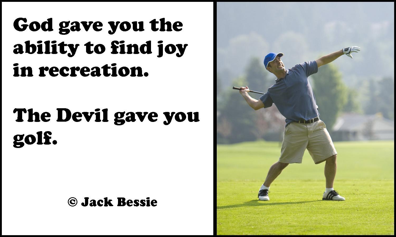 devil golf