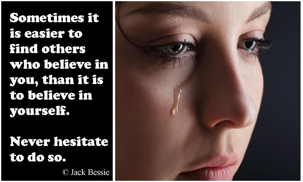 easier to believe