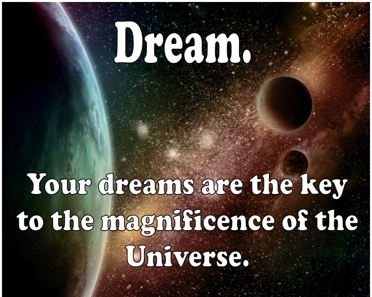 dreams are the key