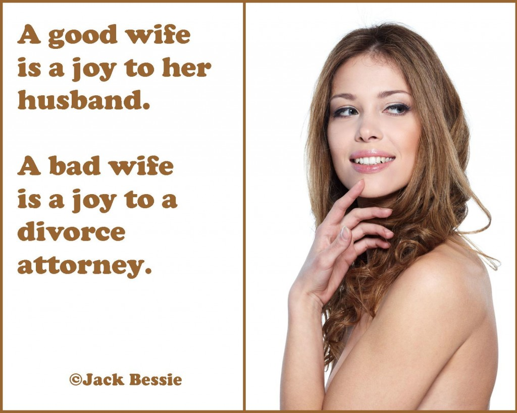 good wife-bad wife