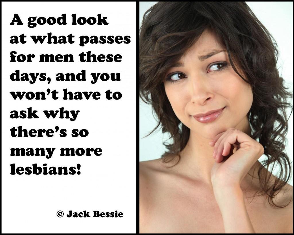 more lesbians