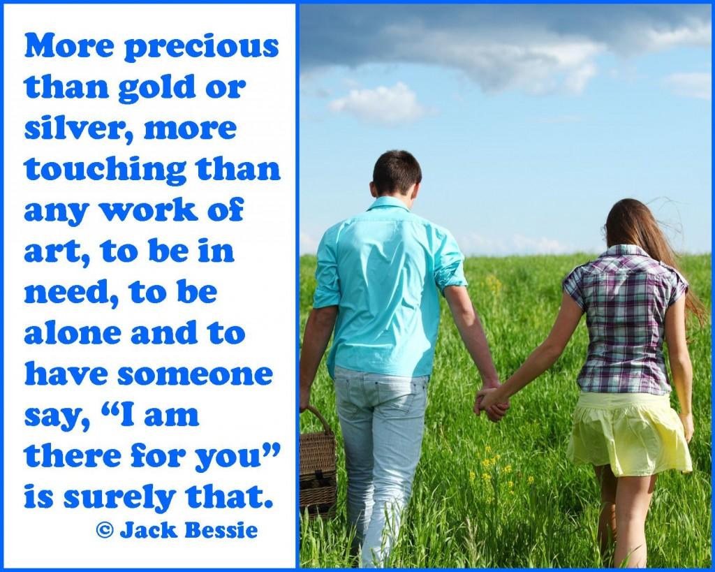 More precious than