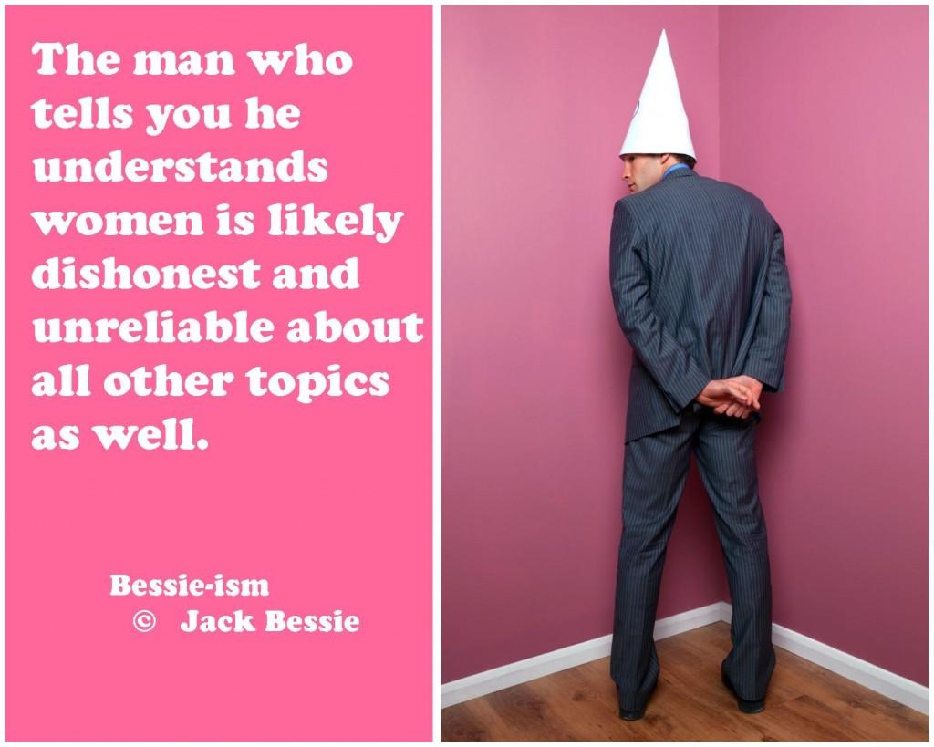dishonest man