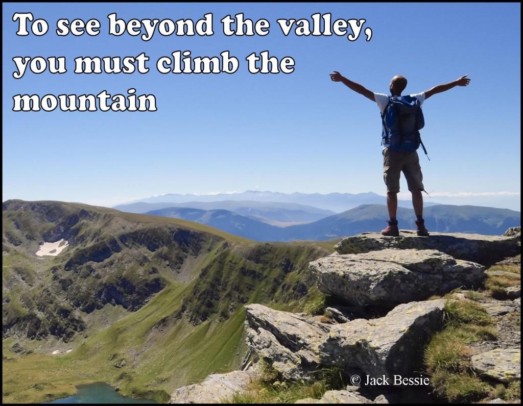 Climb  mountain boost